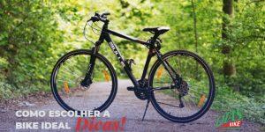 como escolher a bike ideal