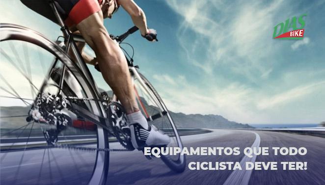 equipamentos para ciclismo