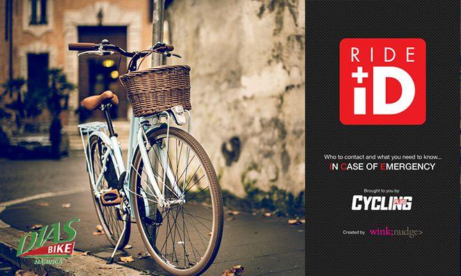 Ride ID. Aplicativo de ciclismo para criação de perfil médico do ciclista - Dias Bike