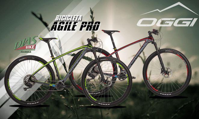 Bicicleta Oggi Agile Pro