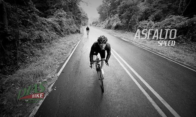 Terrenos para pedalar; Asfalto